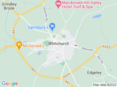 Personal Injury Solicitors in Whitchurch