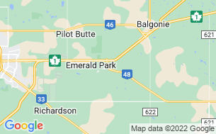 Map of Buffalo Lookout RV Park & Camping