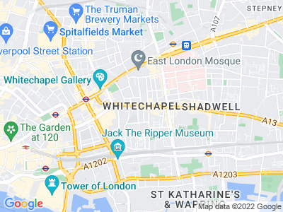 Personal Injury Solicitors in Whitechapel