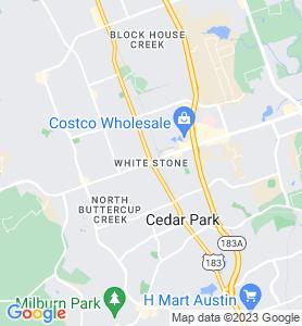Whitestone TX Map