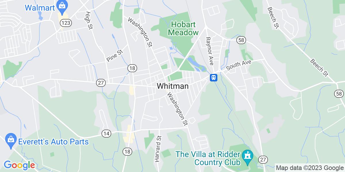 Whitman, MA