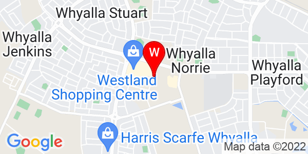 Google Map of Whyalla Community Corrections Centre