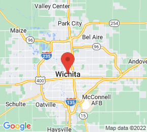 Job Map - Wichita, Kansas 67214 US