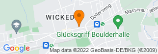 Google Map of Wickeder Hellweg 152 44319 DO-Wickede