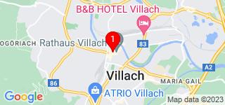 Google Map of Widmanngasse 43, 9500 Villach