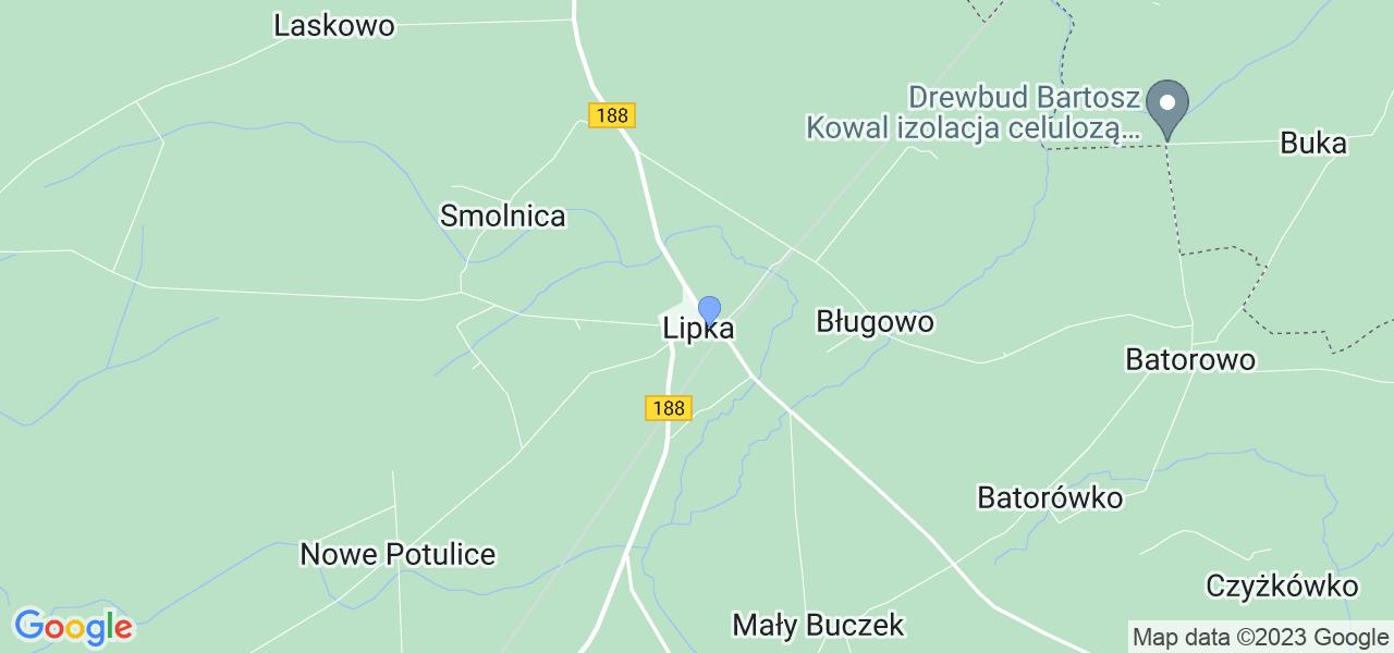 Dostępne w Lipce lokalizacje punktów nadania, z których możesz skorzystać, chcąc wysłać turbinę do regeneracji w największym serwisie w Polsce