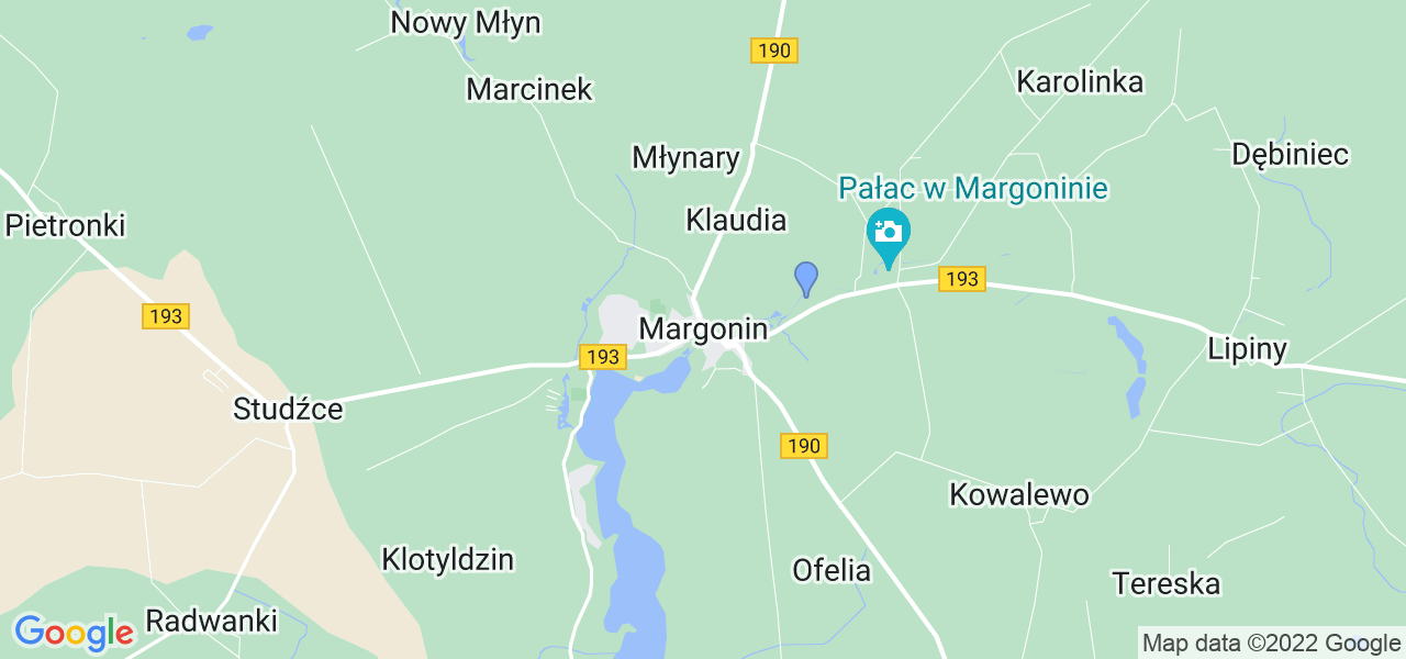 Dostępne w Margoninie lokalizacje punktów nadania, z których możesz skorzystać, chcąc wysłać turbinę do regeneracji w największym serwisie w Polsce