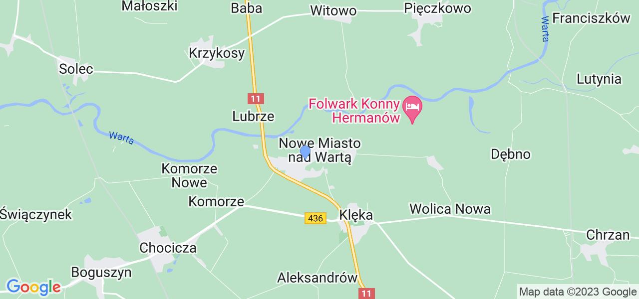 Dostępne w Nowym Miascie nad Wartą lokalizacje punktów nadania, z których możesz skorzystać, chcąc wysłać turbinę do regeneracji w największym serwisie w Polsce