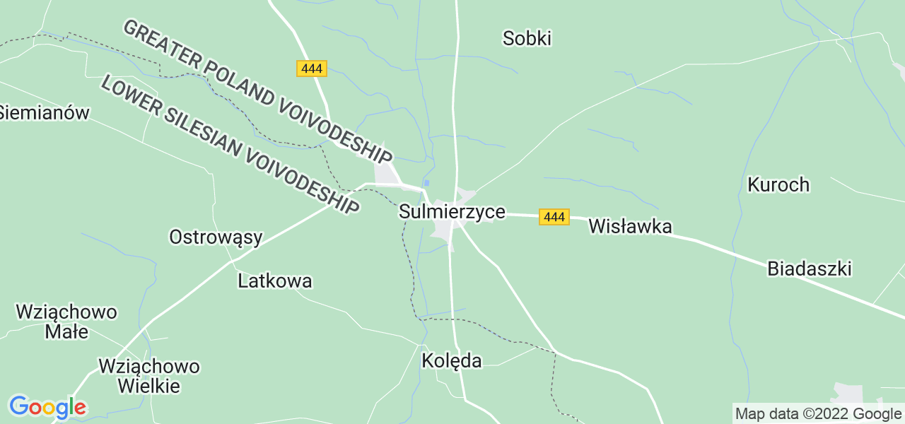 Dostępne w Sulmierzycach lokalizacje punktów nadania, z których możesz skorzystać, chcąc wysłać turbinę do regeneracji w największym serwisie w Polsce