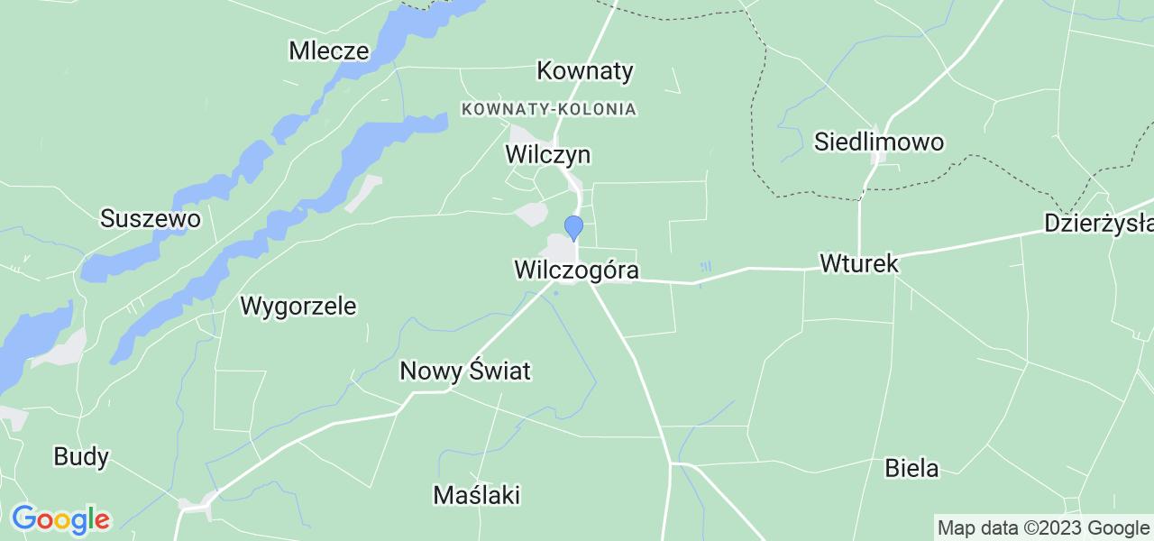Dostępne w Wilczogórze lokalizacje punktów nadania, z których możesz skorzystać, chcąc wysłać turbinę do regeneracji w największym serwisie w Polsce