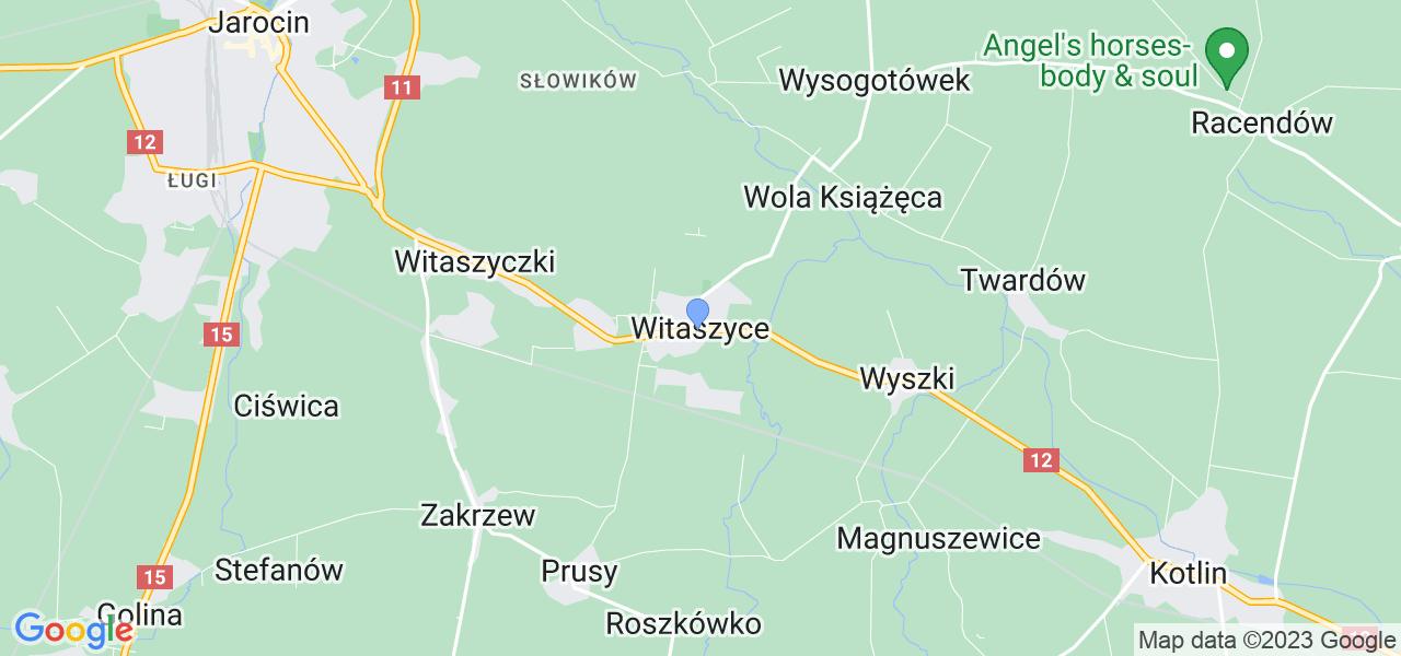 Dostępne w Witaszycach lokalizacje punktów nadania, z których możesz skorzystać, chcąc wysłać turbinę do regeneracji w największym serwisie w Polsce