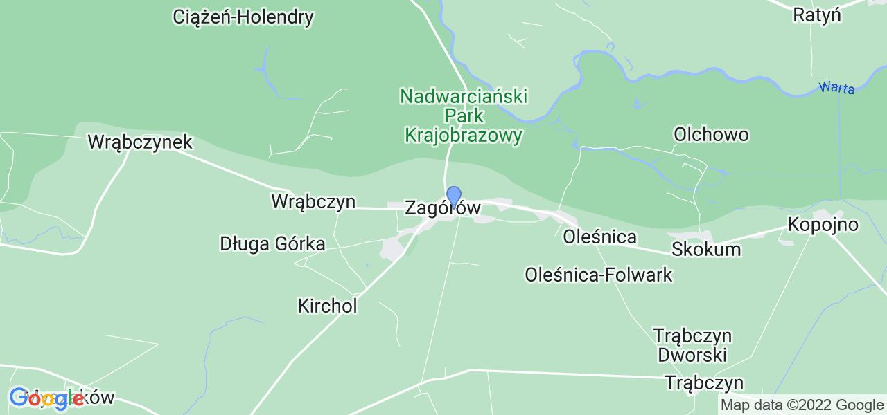 Dostępne w Zagórowie lokalizacje punktów nadania, z których możesz skorzystać, chcąc wysłać turbinę do regeneracji w największym serwisie w Polsce