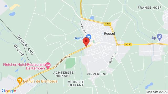 Auto+van+Gompel+Reusel op Google Maps