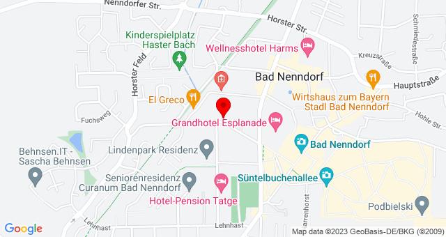 Dr. Pfingsten, Wilhelmstr. 10, 31542 Bad Nenndorf