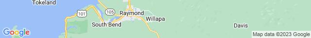 Map of WA