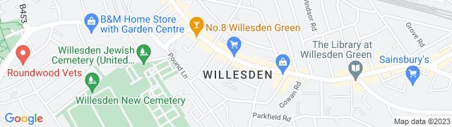 Willesden, London