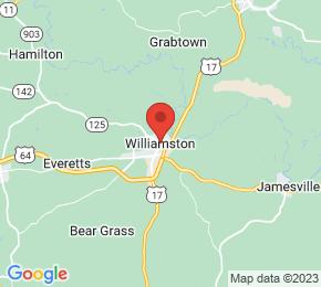 Job Map - Williamston, North Carolina  US