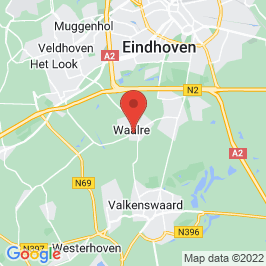 Google map of Villa De Brink, Waalre