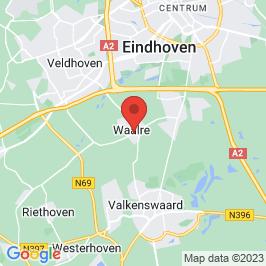 Google map of Villa De Brink, Waalre