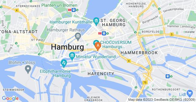 Zentrum für Pränatalmedizin an der Elbe, Willy-Brandt-Str. 1, 20457 Hamburg