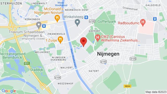 Nissan+Bochane+Nijmegen op Google Maps