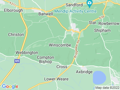 Personal Injury Solicitors in Winscombe