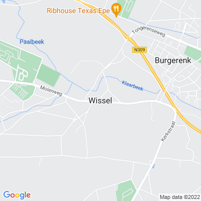 bed and breakfast Wissel