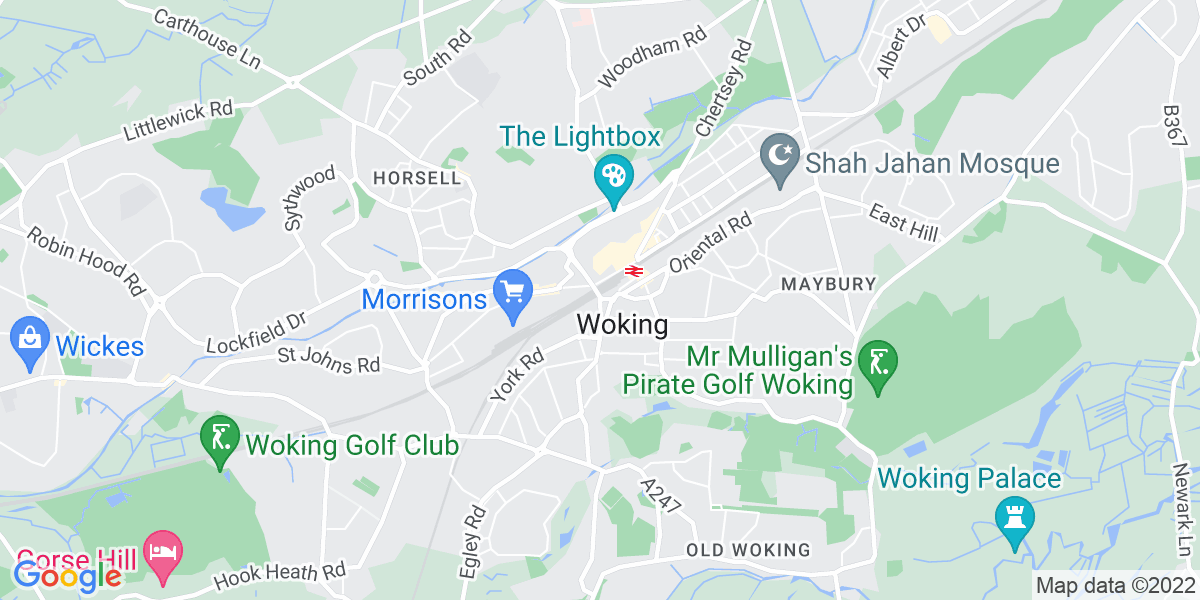 Jobs in Woking