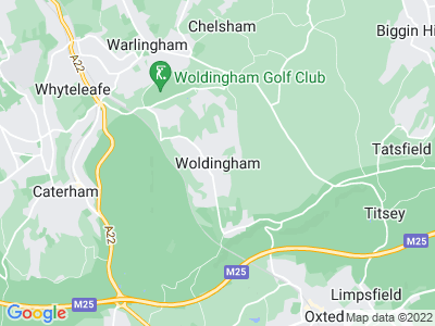 Personal Injury Solicitors in Woldingham
