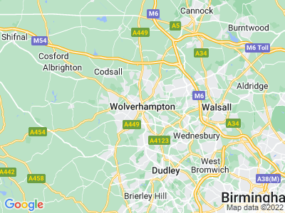 Personal Injury Solicitors in Wolverhampton