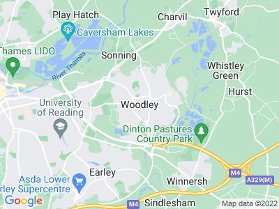 Personal Injury Solicitors in Woodley