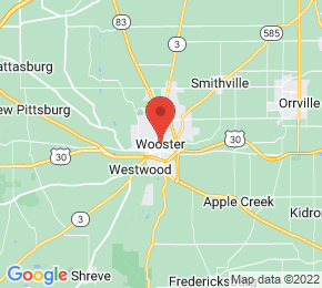 Job Map - Wooster, Ohio  US