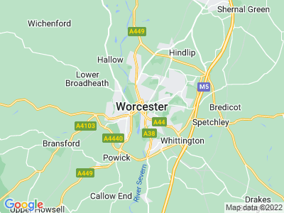 Personal Injury Solicitors in Worcester