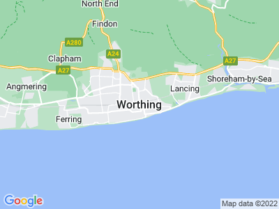 Personal Injury Solicitors in Worthing