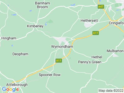 Personal Injury Solicitors in Wymondham