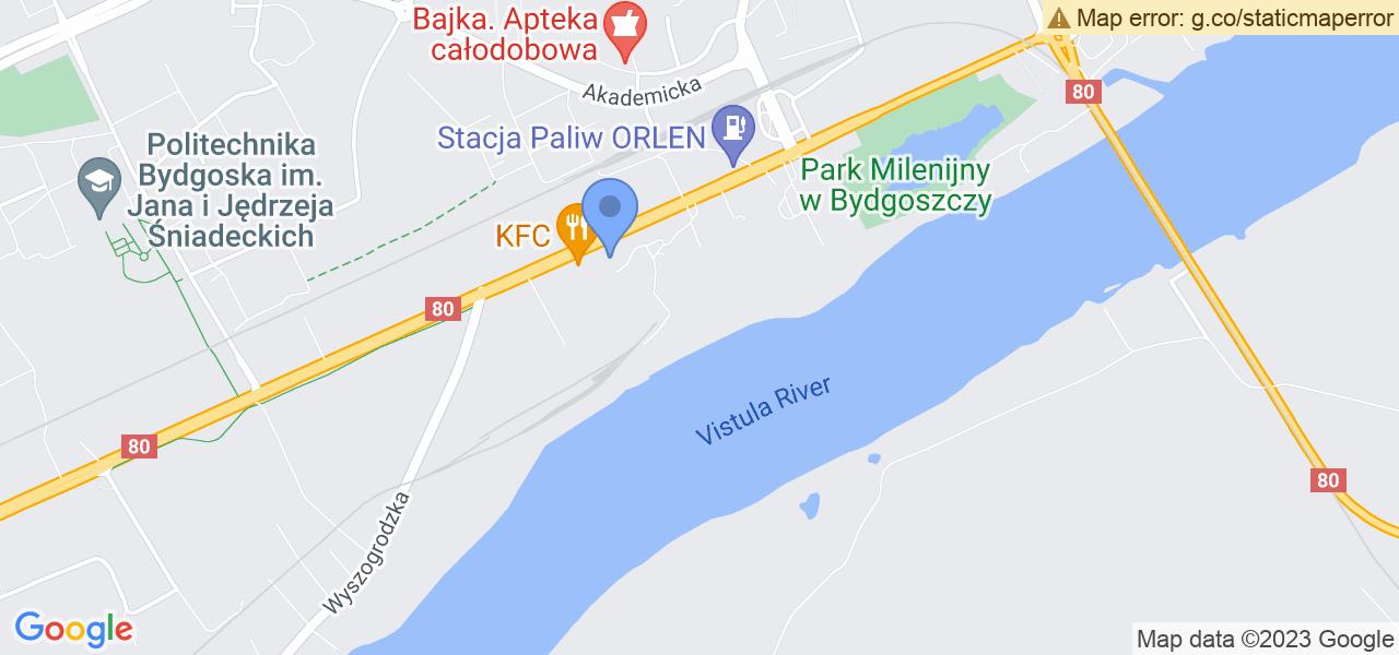 Osiedle Wyszogród w Bydgoszczy – w tych punktach ekspresowo wyślesz turbinę do autoryzowanego serwisu