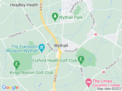 Personal Injury Solicitors in Wythal