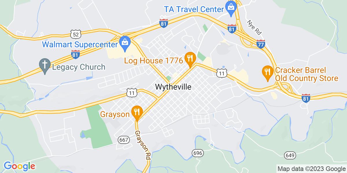 Wytheville, VA