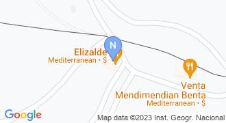 ELIZALDE BENTA mapa