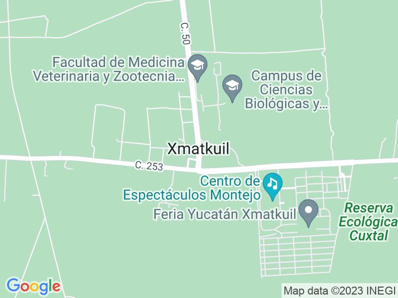 Xmatkuil, Yucatán