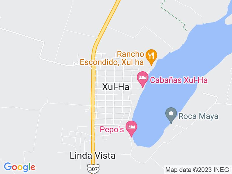 Xul-ha, Quintana Roo