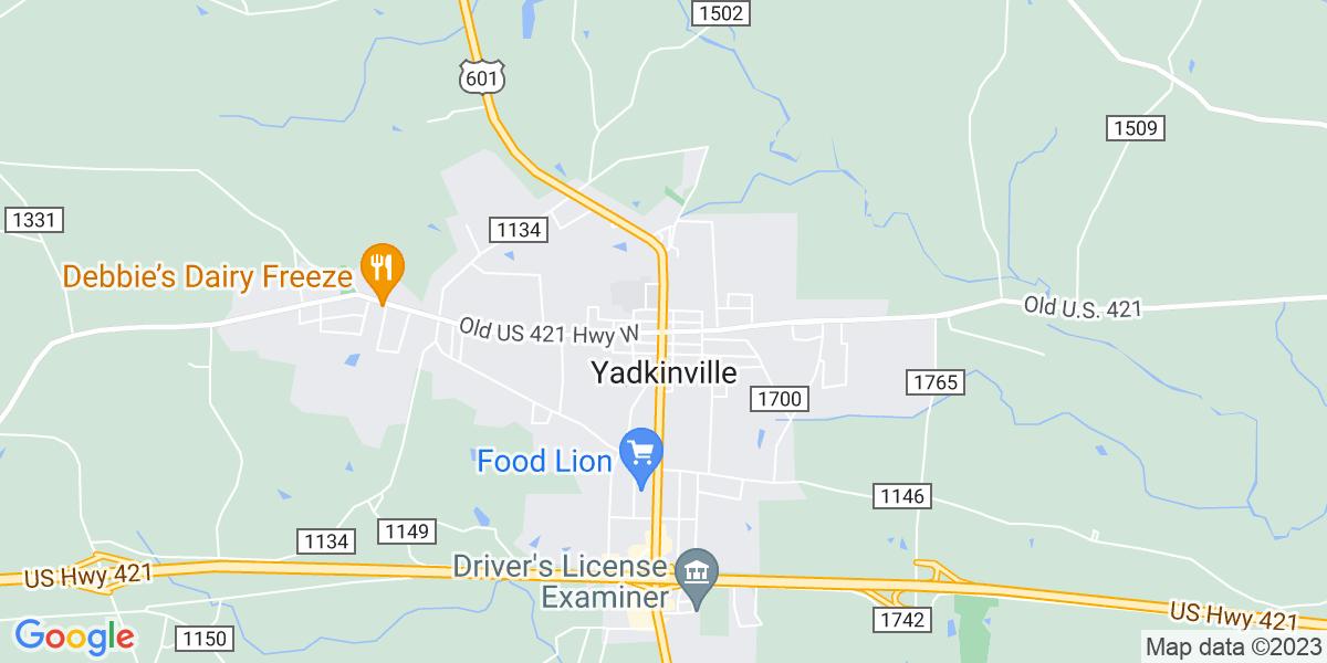 Yadkinville, NC