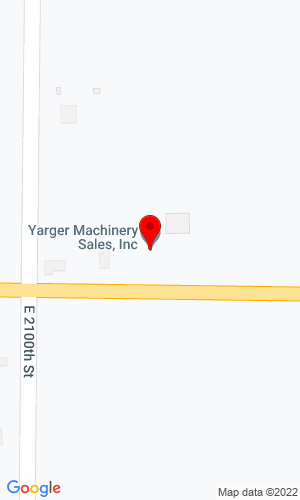 Google Map of Yarger Machinery Sales 210042 IL Highway 81, Kewanee, IL, 61443
