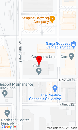Google Map of Young Corporation 3231 Utah Avenue South, Seattle, WA, 98134