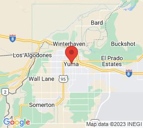 Job Map - Yuma, Arizona  US