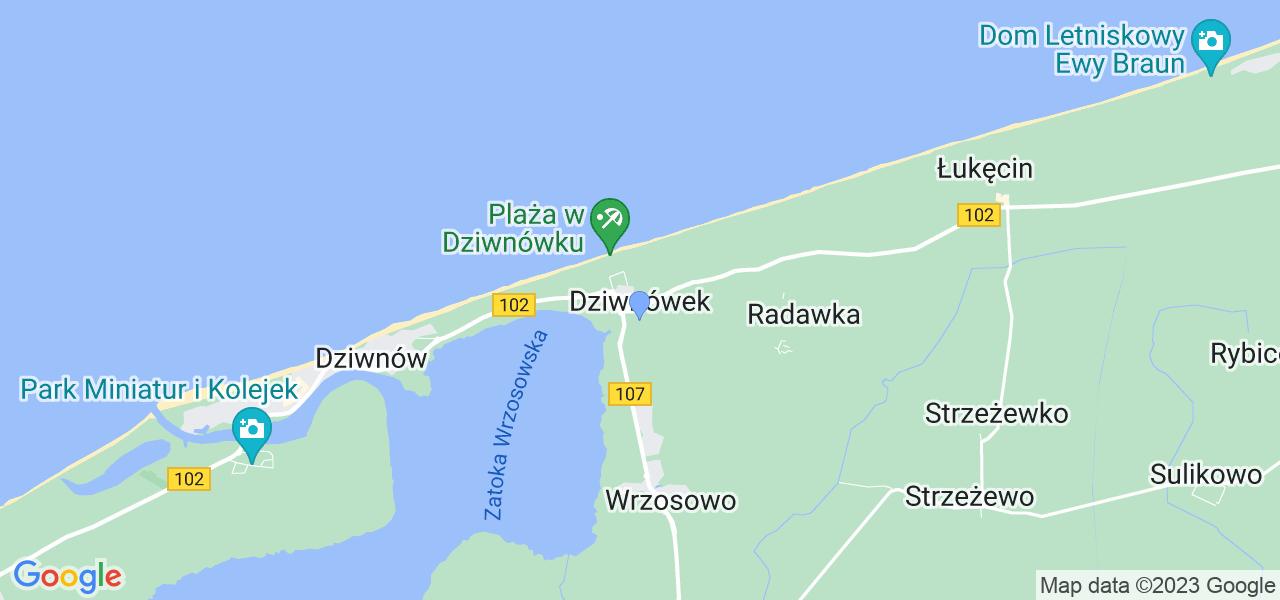 Dostępne w Dziwnówku lokalizacje punktów nadania, z których możesz skorzystać, chcąc wysłać turbinę do regeneracji w największym serwisie w Polsce