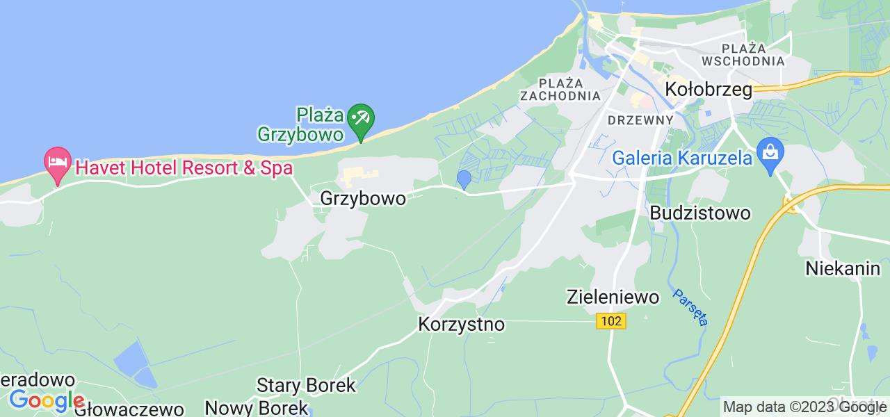 Dostępne w Korzyścienku lokalizacje punktów nadania, z których możesz skorzystać, chcąc wysłać turbinę do regeneracji w największym serwisie w Polsce
