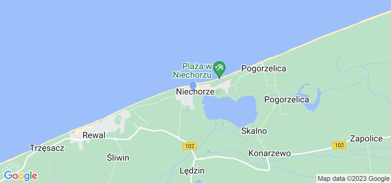 Dostępne w Niechorzu lokalizacje punktów nadania, z których możesz skorzystać, chcąc wysłać turbinę do regeneracji w największym serwisie w Polsce