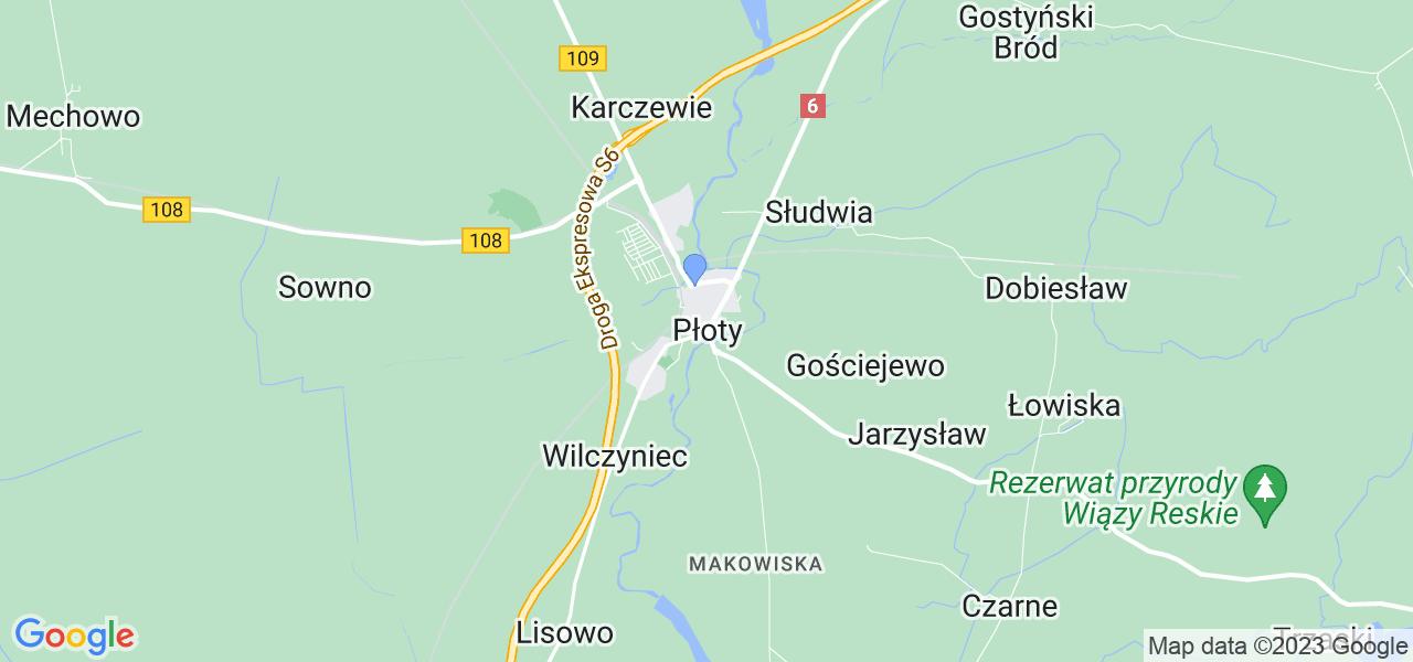 Dostępne w Płotach lokalizacje punktów nadania, z których możesz skorzystać, chcąc wysłać turbinę do regeneracji w największym serwisie w Polsce
