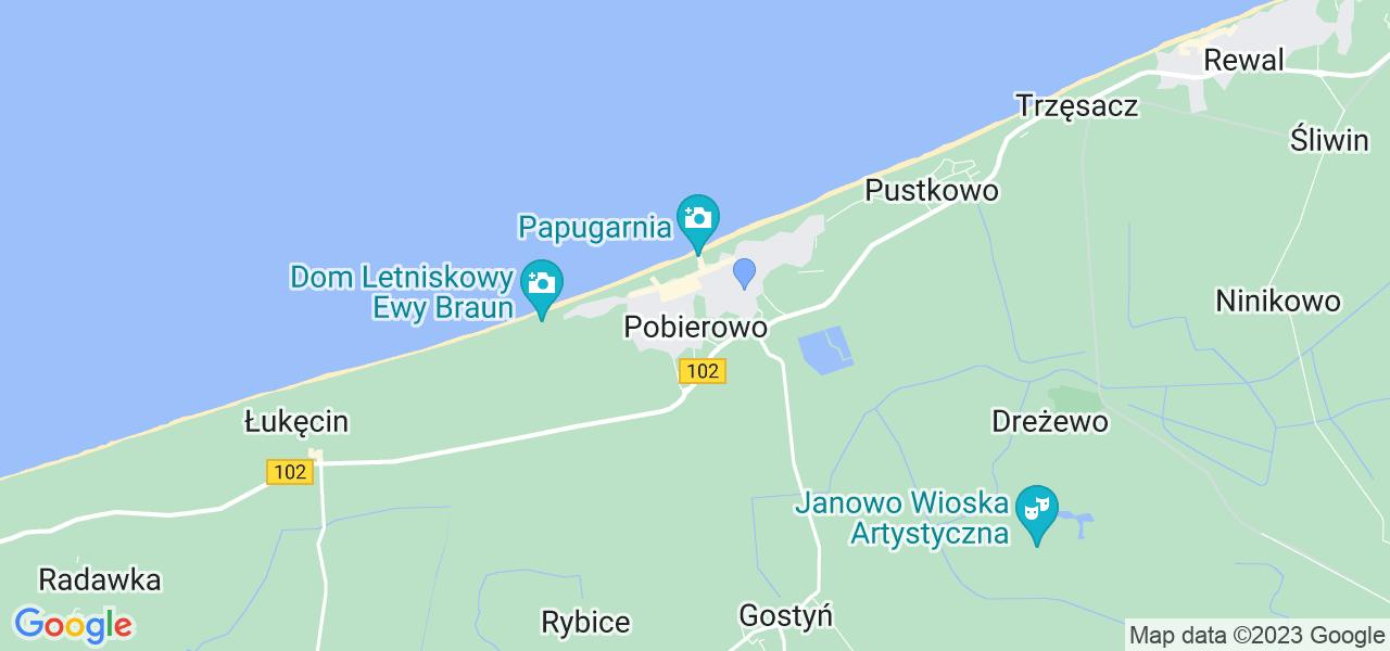 Dostępne w Pobierowie lokalizacje punktów nadania, z których możesz skorzystać, chcąc wysłać turbinę do regeneracji w największym serwisie w Polsce